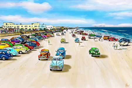 Jax Beach 1949