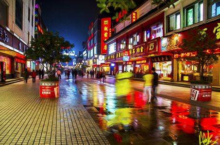 Asian Streets