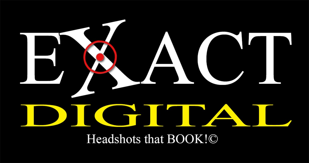 Headshots by Exactdigital© - are you ON the WALL or OFF the WALL??